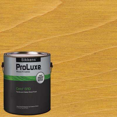 1 gal. Butternut Cetol SRD Exterior Wood Finish