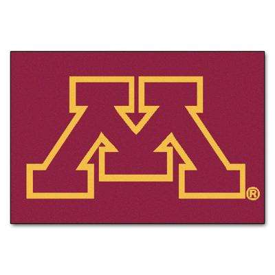 University of Minnesota 19 in. x 30 in. Accent Rug