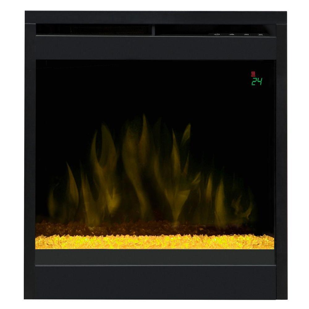Dimplex 20 in. Electric Firebox Fireplace Insert