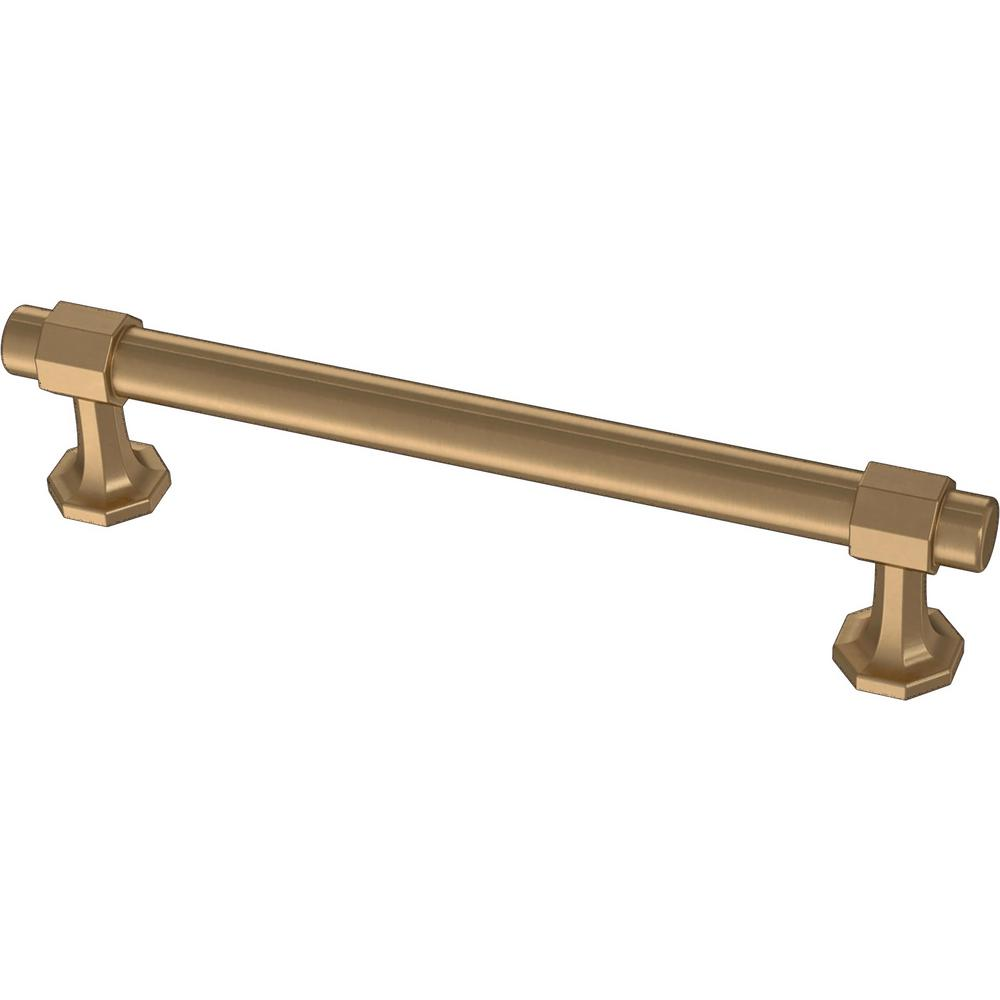 Liberty Liberty Classic Octagon 5-1/16 in. (128 mm) Champagne Bronze Drawer Pull