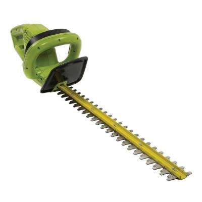 Hedger Joe 22 in. 3.5 Amp Electric Hedger Trimmer