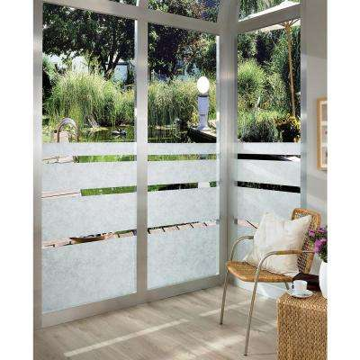 157.48 in. x 17.7 in. Rice Paper Window Film (Set of 2)