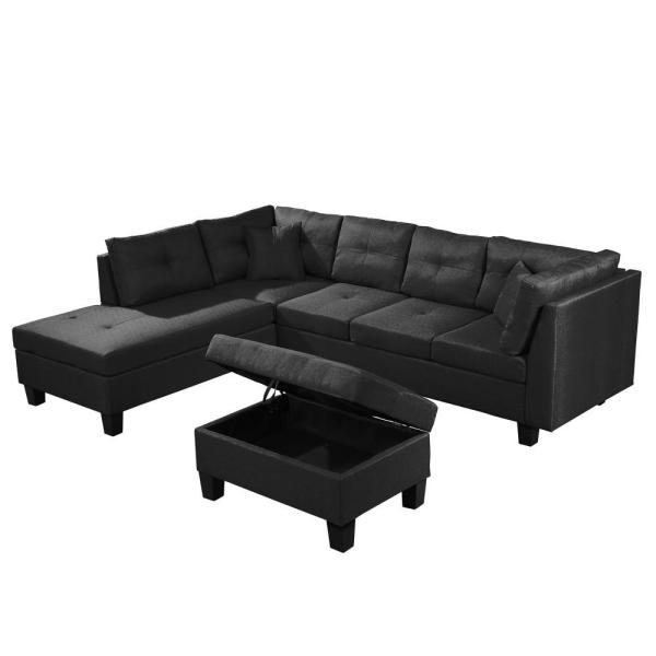 Boyel Living Sectional Sofa Set In