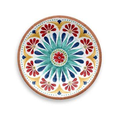 Rio Medallion Assorted Salad Plate (Set of 6)