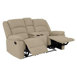 Awesome Prolounger 2 Seat Wall Hugger Recliner Loveseat With Power Andrewgaddart Wooden Chair Designs For Living Room Andrewgaddartcom