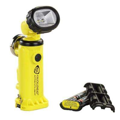 Knucklehead Yellow Alkaline Model Flashlight