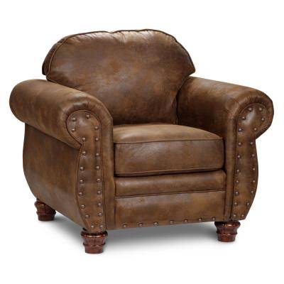 Sedona Lodge Upholstered Arm Chair