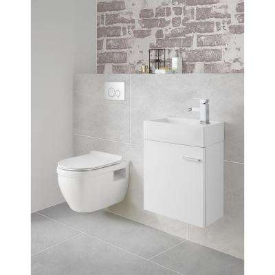 Rough In Size Adjustable 4 Toilets Toilet Seats Bidets Bath The Home Depot
