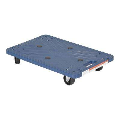 220 lb. Capacity 24 in. x 16 in. Plastic Dolly
