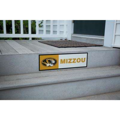 NCAA Missouri Tigers Outdoor Step Graphic