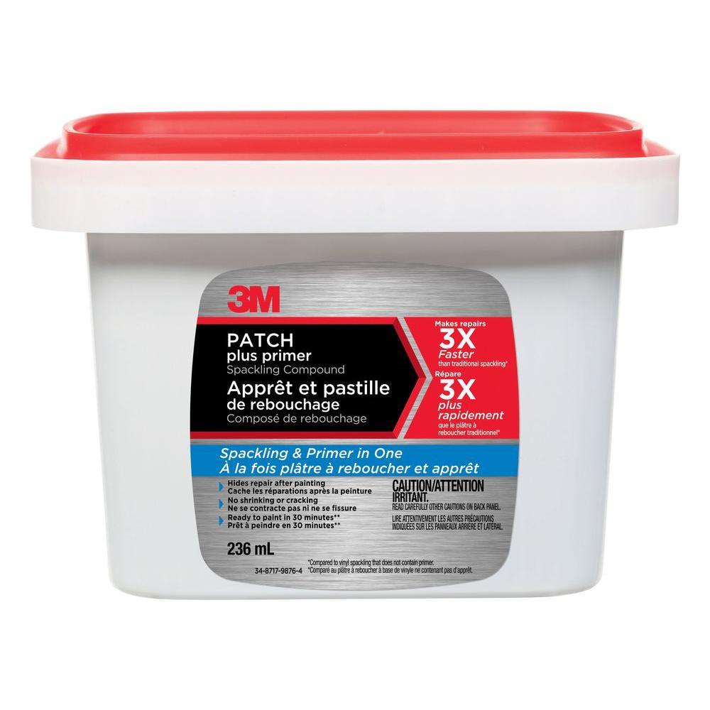 Patch Plus 8 fl. oz. Primer Spackling Compound