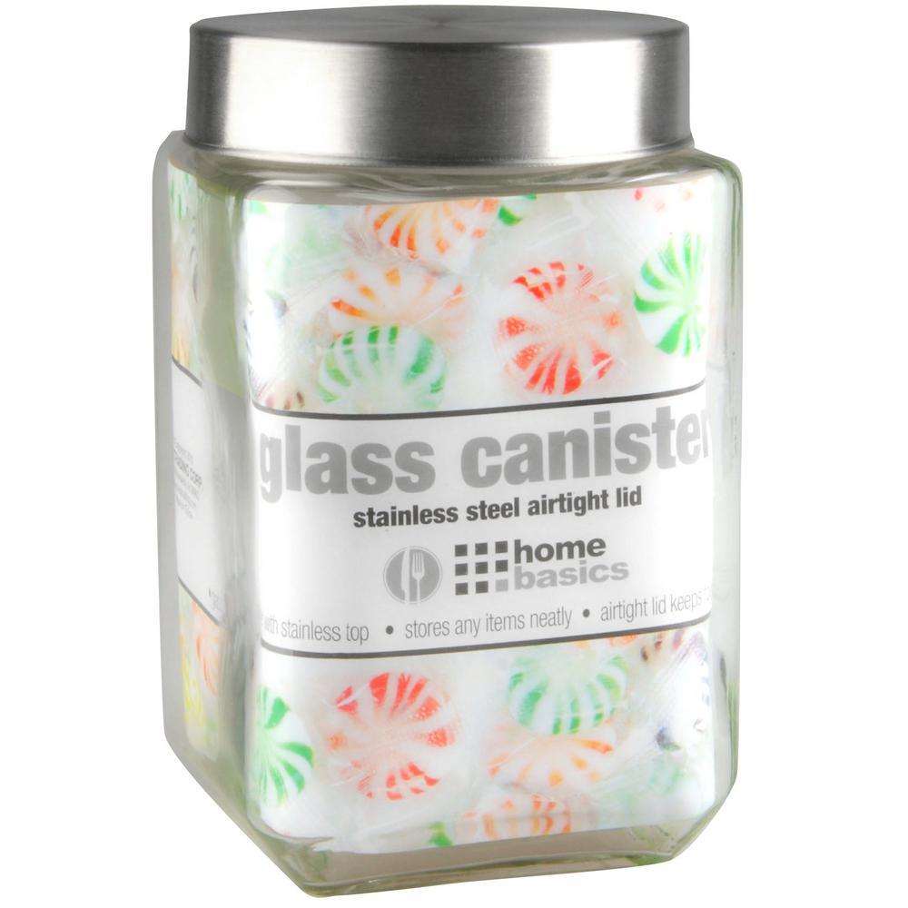 56 oz. Glass Jar