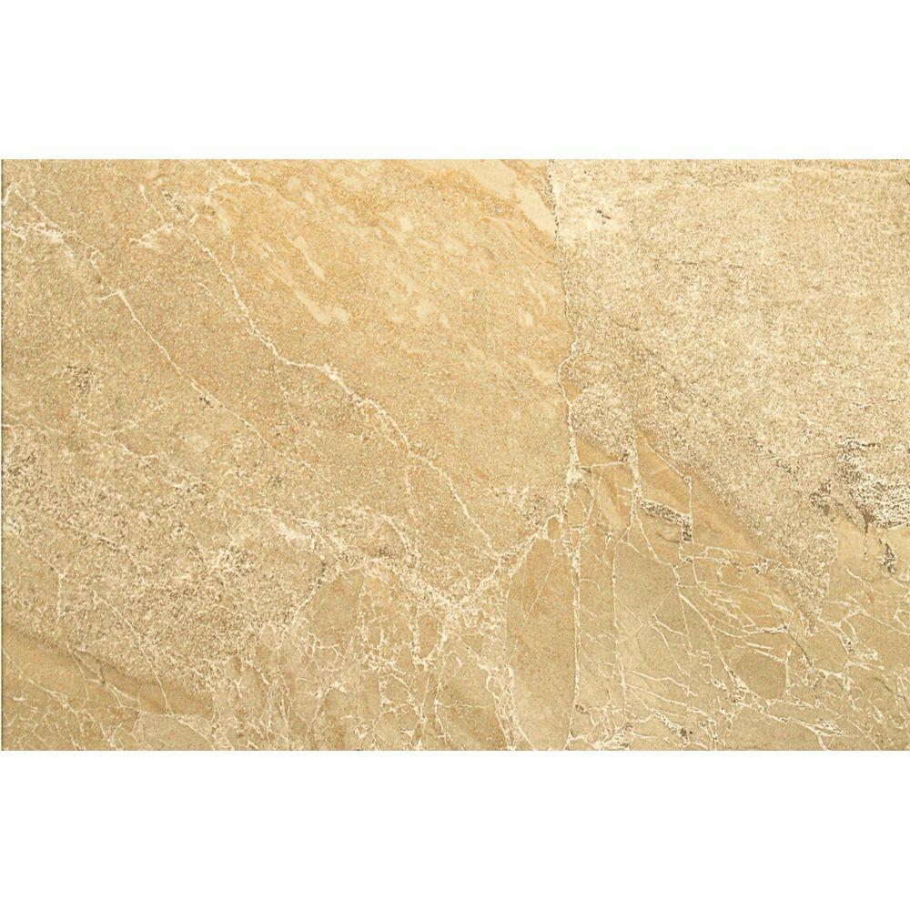 Daltile Ayers Rock Golden Ground 13 In X 20 In Glazed