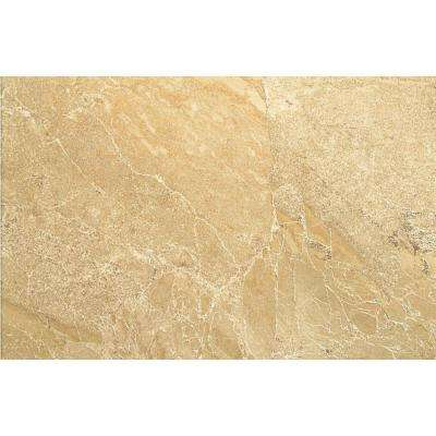 Ayers Rock Golden Ground 13 in. x 20 in. Glazed Porcelain Floor and Wall Tile (12.86 sq. ft. / case)