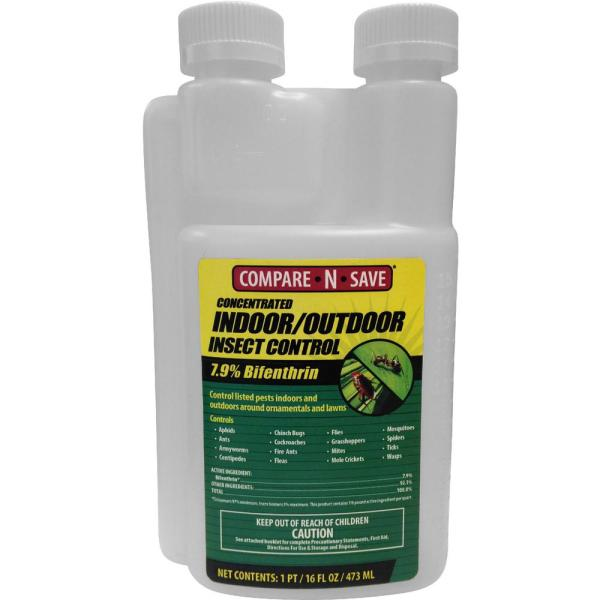 16 oz. Indoor and Outdoor Insect Control