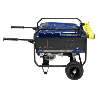 4300-Watt Gasoline Powered Portable Generator with Command PRO Commercial Engine