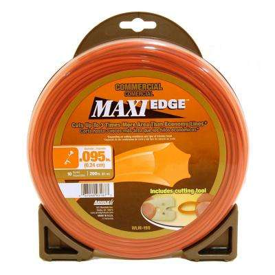 0.095 in. x 200 ft. Maxi Edge Commercial Trimmer Line