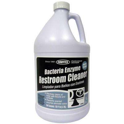 1 Gal. Bacteria and Enzyme Restroom Cleaner