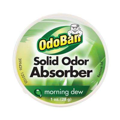 1 oz. Morning Dew Solid Odor Absorber