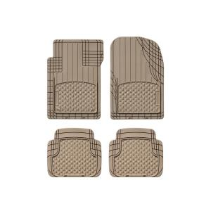 GGBAILEY D4340A-S1A-BLK/_BR Custom Fit Automotive Carpet Floor Mats for 1993 Passenger /& Rear 1995 Mercury Tracer Wagon Black with Red Edging Driver 1994