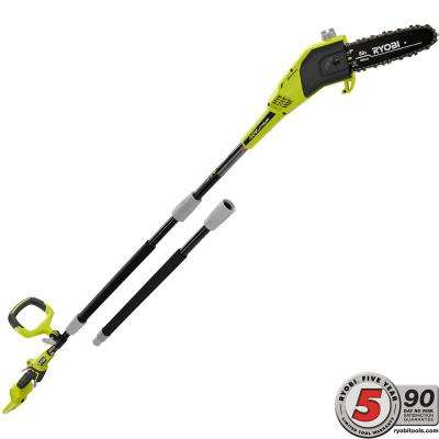 8 in. 40-Volt Lithium-Ion Cordless Pole Saw - Battery and Charger Not Included