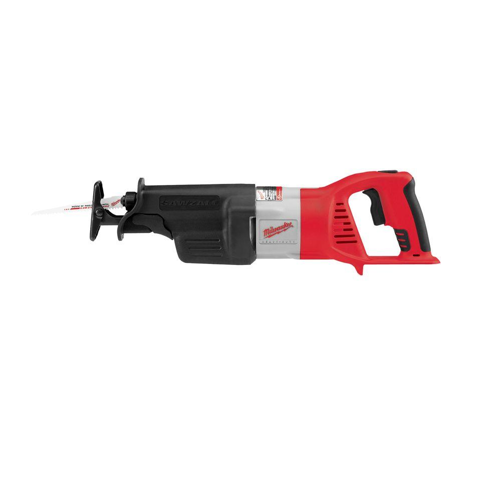 Milwaukee m28 28 volt lithium ion sawzall cordless reciprocating milwaukee m28 28 volt lithium ion sawzall cordless reciprocating saw tool only greentooth Image collections