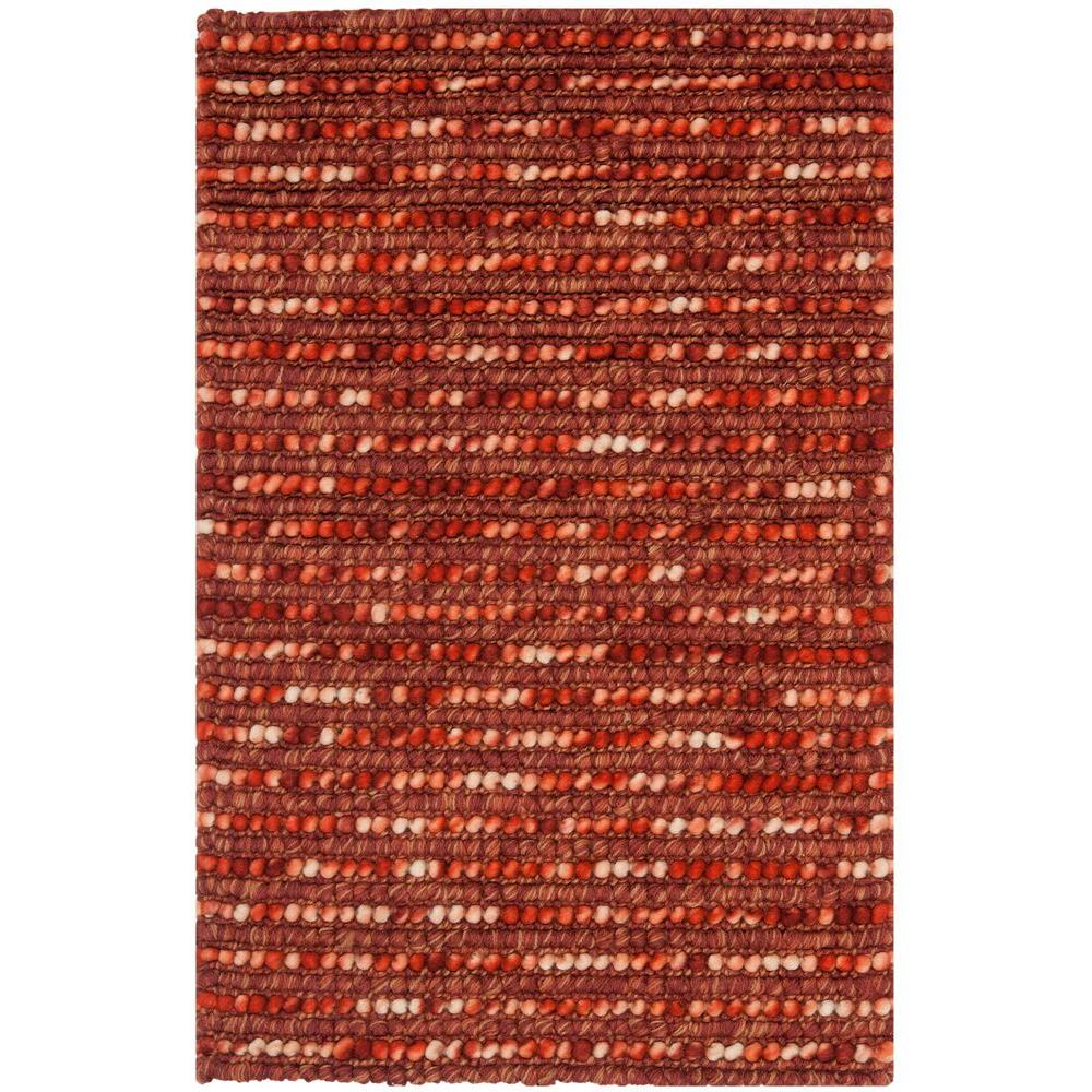 Bohemian Rust/Multi 2 ft. x 3 ft. Area Rug