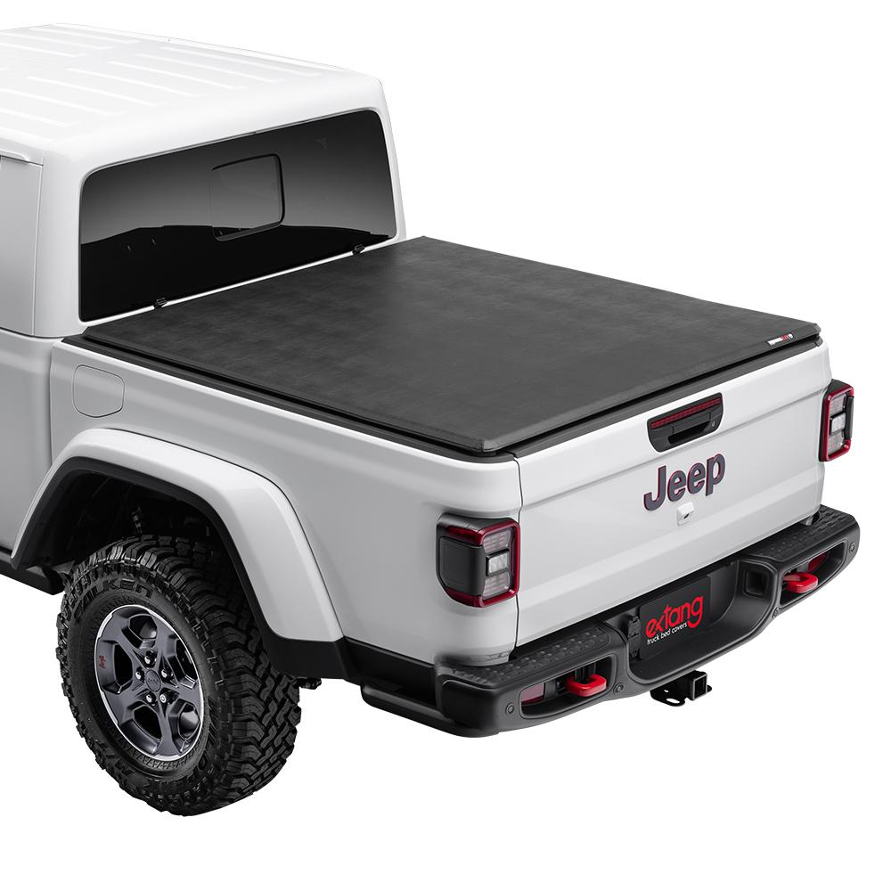 Extang Trifecta 2 0 Tonneau Cover For 20 Jeep Gladiator Jt 92895 The Home Depot