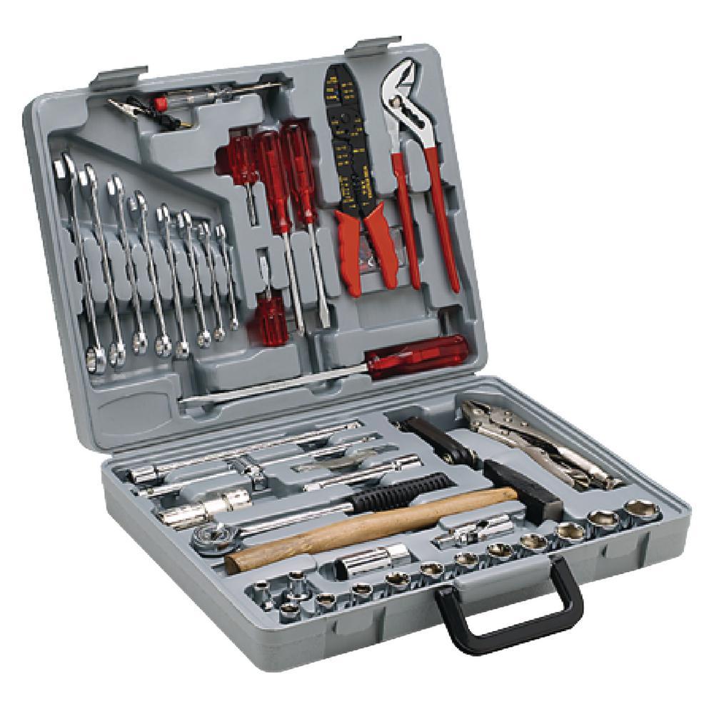 Deluxe Tool Kit (76-Piece)