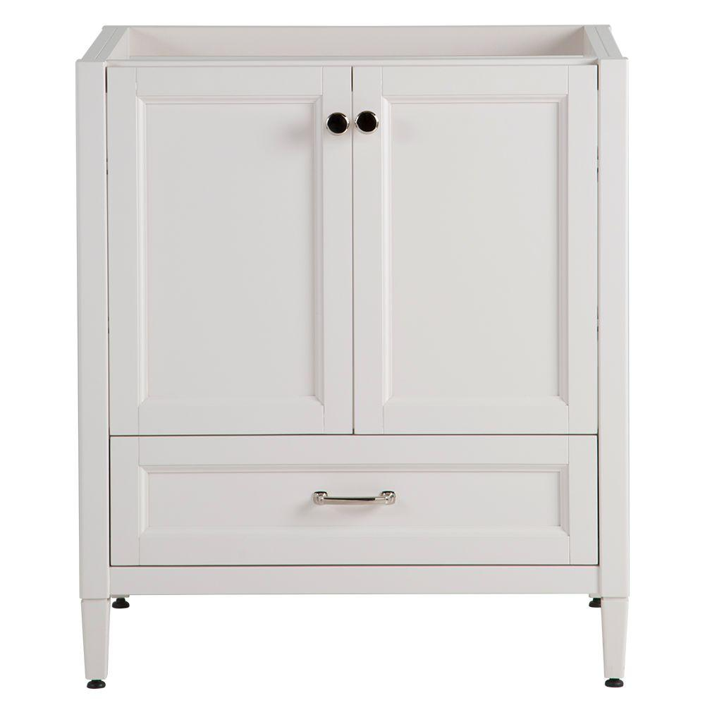home decorators collection claxby 30 in. w bath vanity cabinet only 30 Vanity Cabinet