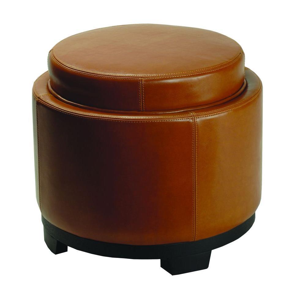 murray saddle storage ottoman