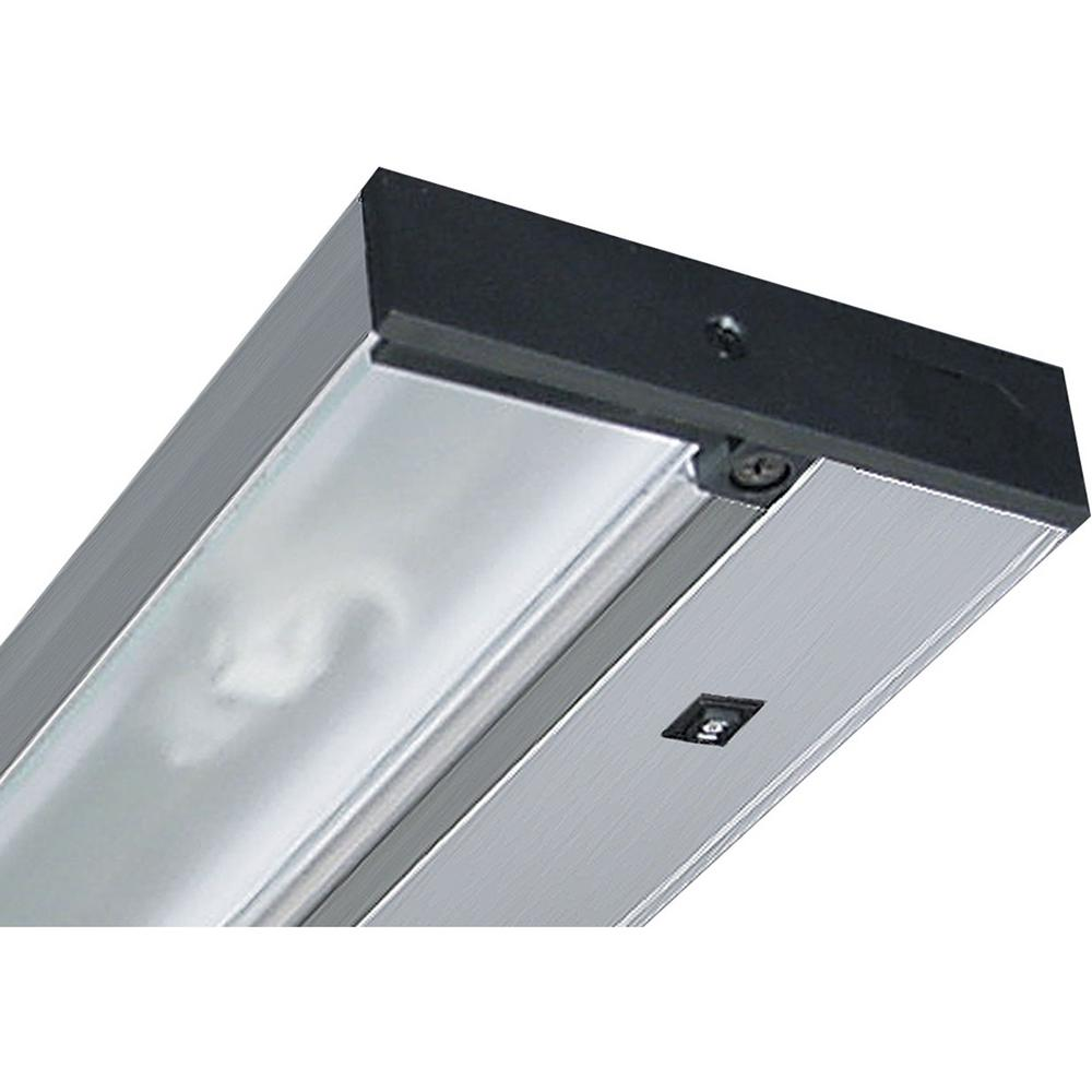 Juno Pro-Series 22 in. Brushed Silver Fluorescent Under Cabinet Light
