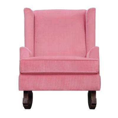 Pink - Wood - Accent Chairs - Chairs - The Home Depot