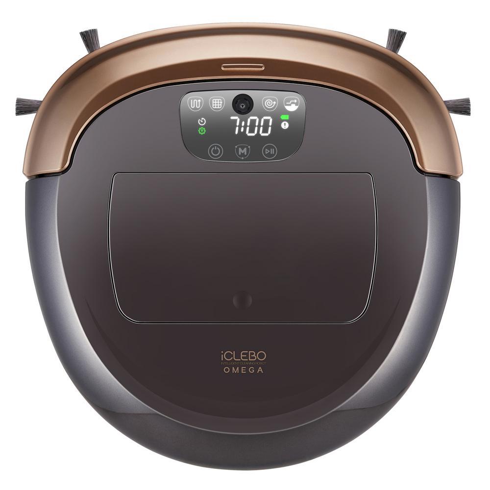 Omega Robotic Vacuum Cleaner