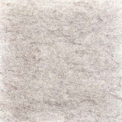 Fedora Oatmeal Texture 19.7 in. x 19.7 in. Carpet Tile (6 Tiles/Case)