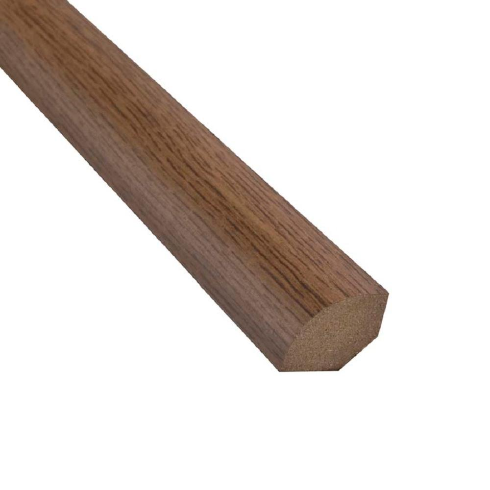 Ginger Spiced Pine 0.62 in. Thick x 0.75 in. Wide x