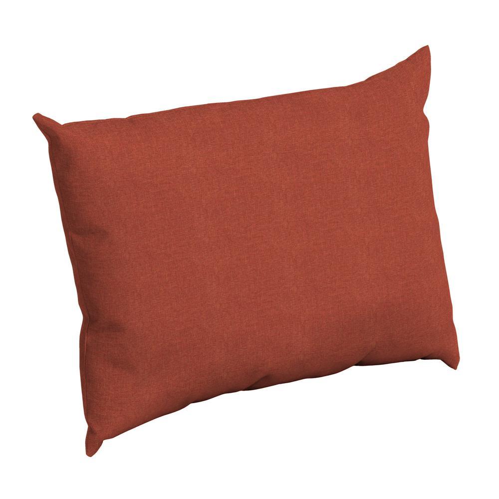 Sedona Valencia Woven Rectangle Outdoor Throw Pillow