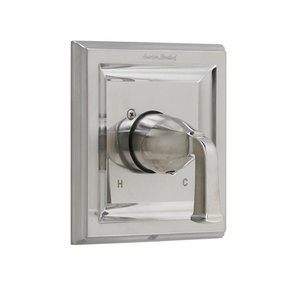 Town Square 1-Handle Valve Trim Kit in Brushed Nickel (Valve Sold Separately)