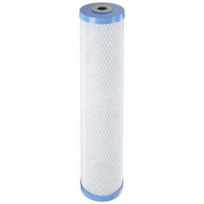 EPM-20BB 20 in. x 4-5/8 in. Carbon Block Water Filter
