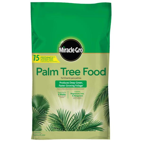 20 lbs. Palm Tree Food