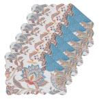 Lucianna Blue Placemat (Set of 6)
