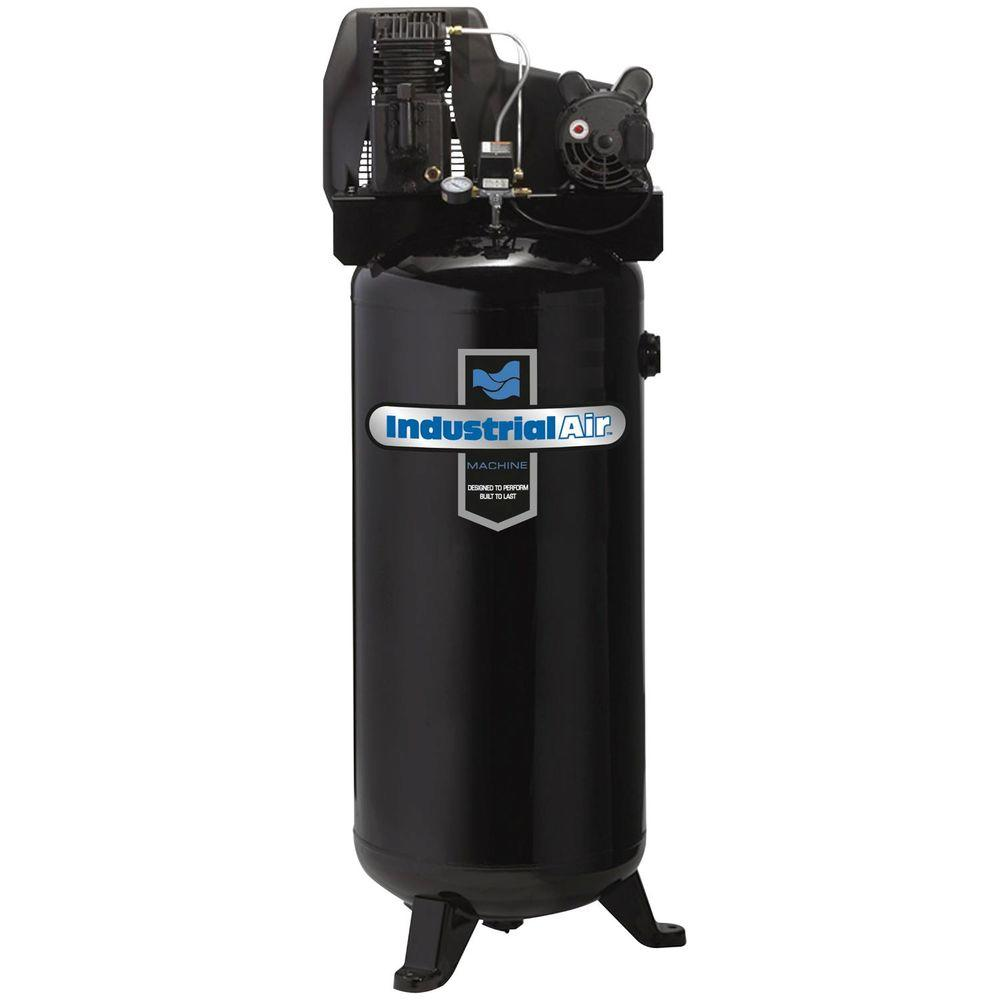 Industrial Air 60 Gal Stationary Electric Air Compressor