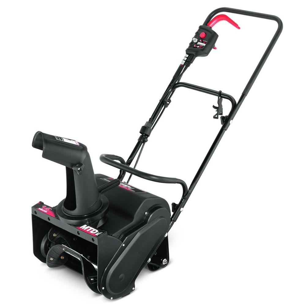 MTD 14 in. Electric Snow Blower-DISCONTINUED