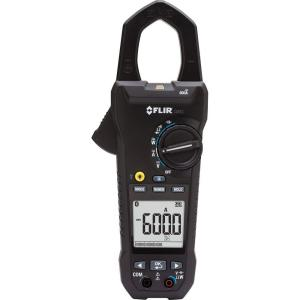 FLIR 600-Amp Power Clamp Meter with VFD and Bluetooth by FLIR