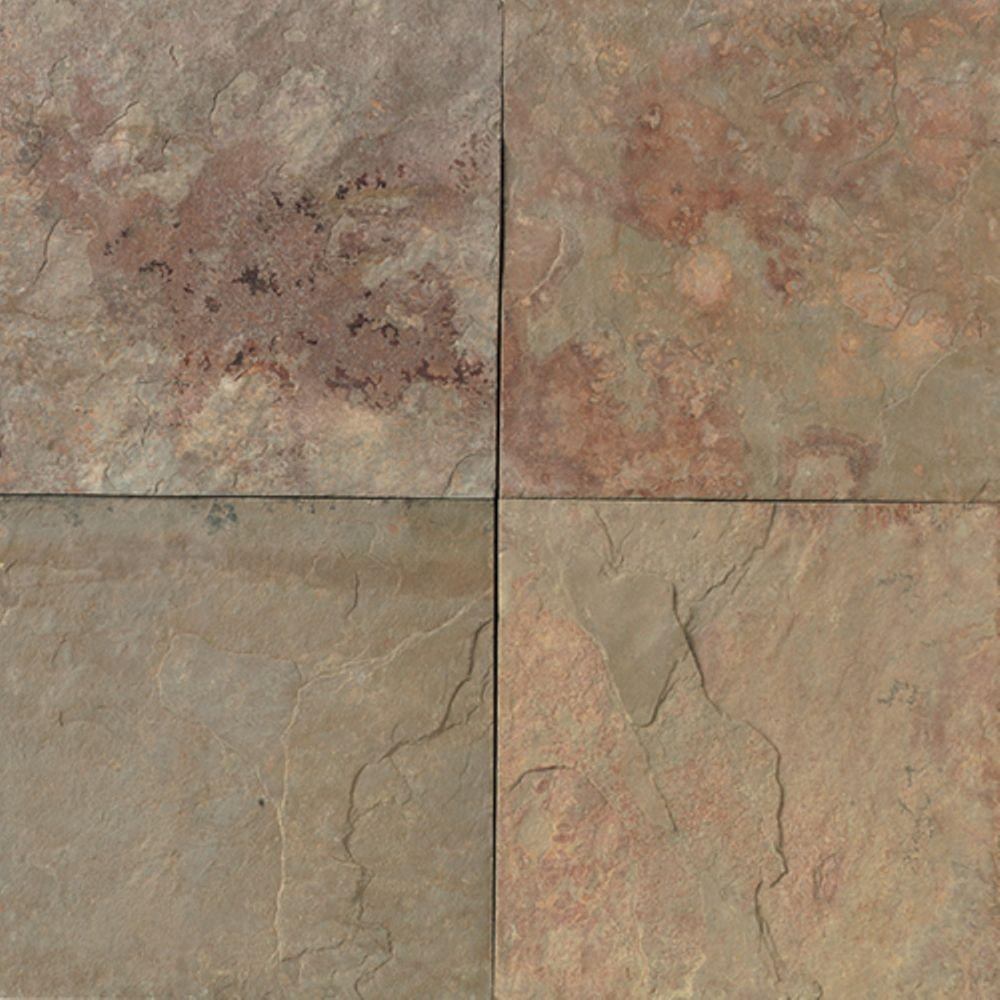 Daltile natural stone collection china apricot 12 in x 12 in daltile natural stone collection china apricot 12 in x 12 in slate floor and dailygadgetfo Gallery
