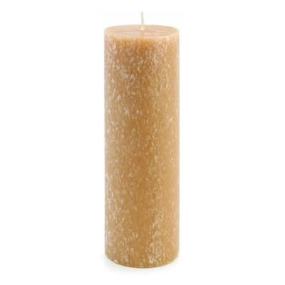 3 in. x 9 in. Timberline Beeswax Pillar Candle