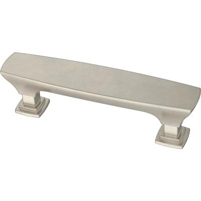 Webber 3 in. (76 mm) Satin Nickel Drawer Pull