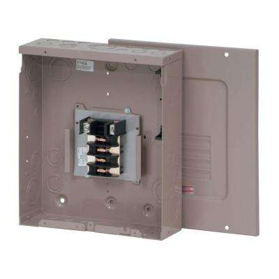 CH 125 Amp 8-Space 16-Circuit Indoor Main Lug Loadcenter with Cover