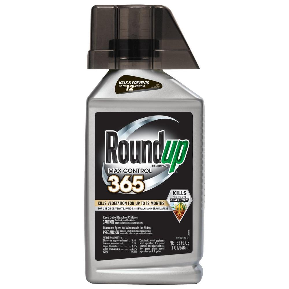 Roundup 32 oz. Max Control 365 Concentrate