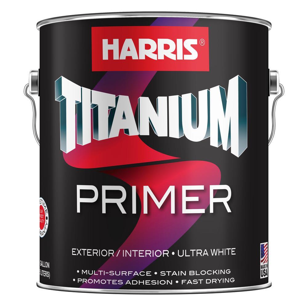 1 gal. Titanium Acrylic Interior/Exterior Wall Primer